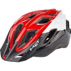 MET Funandgo Helm black/red black/red