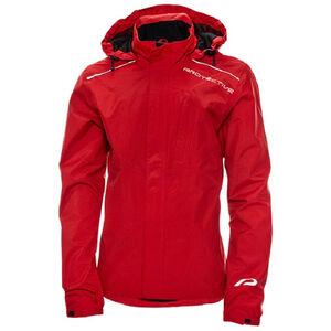 Protective P-Rain II Jacket Herren dark red dark red