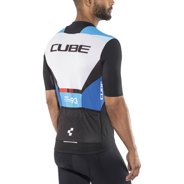 Cube Teamline Trikot Kurzarm Herren