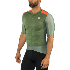 Sportful Supergiara Jersey Men Dry Green