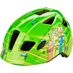 Cube Pebble Helm Kinder green friends green friends