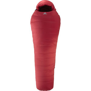 Mountain Equipment Glacier 1000 Sleeping Bag Long imperial red imperial red