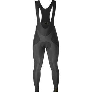 Mavic Ksyrium Elite Thermo Bib Pants Herren black black