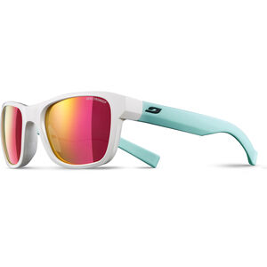 Julbo Reach L Spectron 3CF Sunglasses Junior 10-15Y White/Green-Multilayer Pink bei fahrrad.de Online