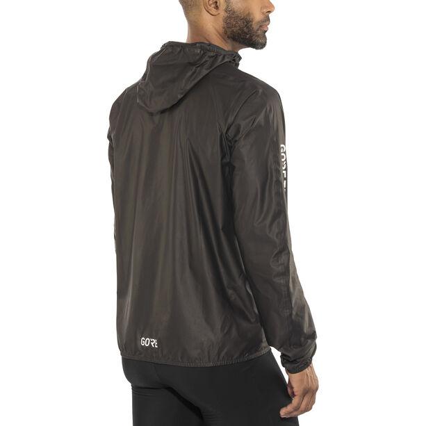 GORE WEAR R7 Gore-Tex Shakedry Hooded Jacket Herren black