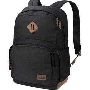 Jack Wolfskin Croxley Backpack black black