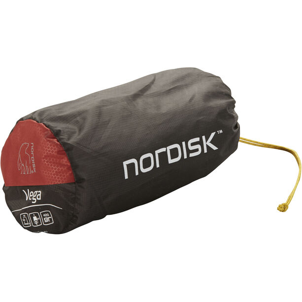 Nordisk Vega Air Matte burnt red/black