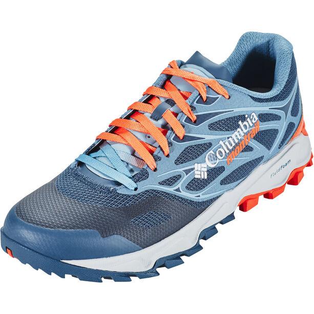 Columbia Trans Alps F.K.T. II Shoes Herren zinc/red quartz