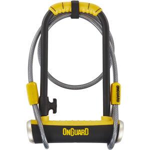 Onguard Pitbull DT 8005 Bügelschloss 115x230 mm Ø14 mm