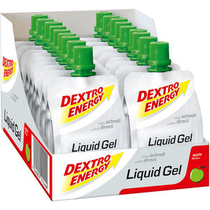 Dextro Energy Liquid Gel Box 18x60ml Apple