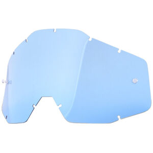 100% Replacement Lenses blue-clear blue-clear