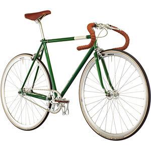 Creme Vinyl Doppio singlespeed/fixed gear dark green bei fahrrad.de Online