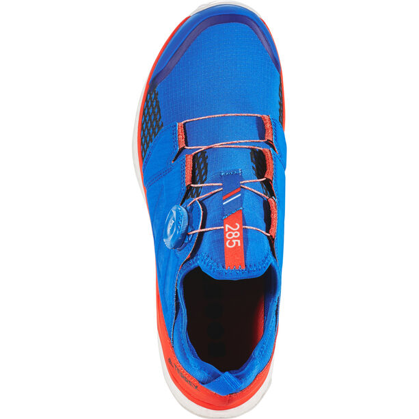 adidas TERREX Agravic Boa Shoes Herren blue beauty/core black/active red