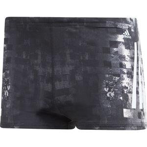 adidas Pro 3-Stripes AOP Boxers Men black/ash grey bei fahrrad.de Online