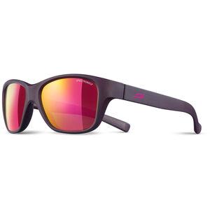 Julbo Turn Spectron 3CF Sunglasses 4-8Y Kinder aubergine/pink-multilayer pink aubergine/pink-multilayer pink