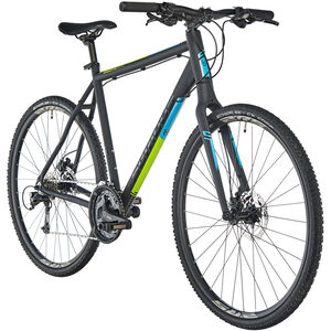 Serious Sonoran Hybrid Men Black Matt bei fahrrad.de Online