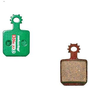 SwissStop Disc 33 Bremsbeläge für Magura grün grün