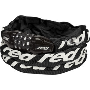 Red Cycling Products Secure Chain Kettenschloss resettable schwarz bei fahrrad.de Online
