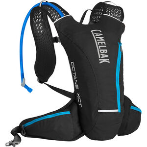 CamelBak Octane XCT Trinkrucksack black/atomic blue black/atomic blue