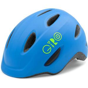 Giro Scamp Helmet Kinder matte blue matte blue