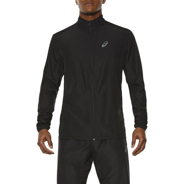 asics Jacket Men performance black