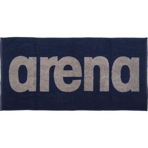 arena Gym Soft Towel navy-grey navy-grey