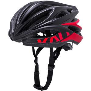 Kali Loka Helm schwarz/rot schwarz/rot