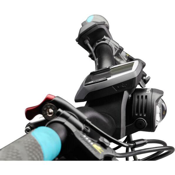 Lupine SL B Bosch  E-Bike Frontlicht StVZO mit Halter an Bosch Display schwarz