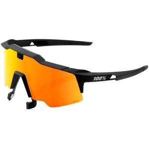 100% Speedcraft Air Glasses soft tact black soft tact black
