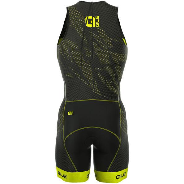 Alé Cycling Triathlon Olympic Record Tri Body Back Zipper