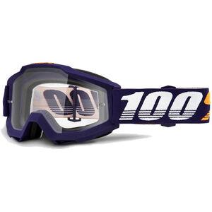 100% Accuri Anti Fog Clear Goggles grib grib