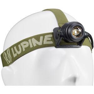 Lupine Neo X2 Stirnlampe 900lm FastClick olive olive