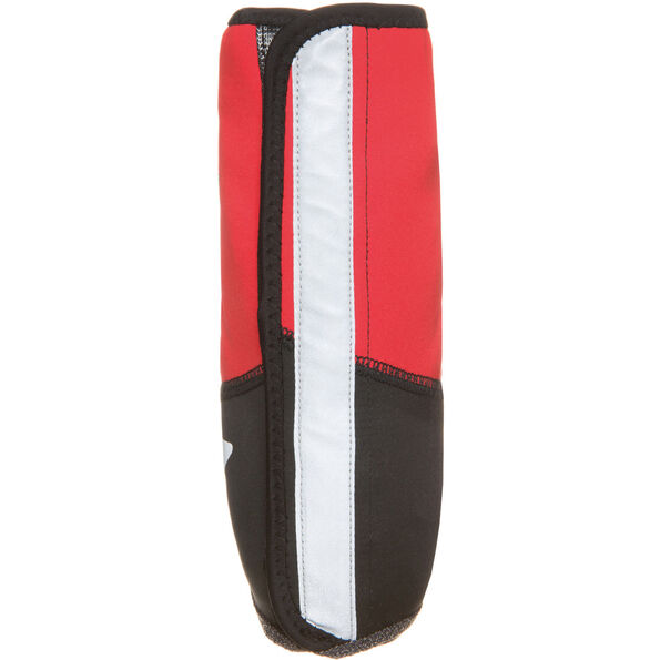 VAUDE Matera Shoescovers red/black