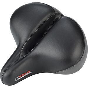 Velo O-Zone Komfortsattel Unisex schwarz bei fahrrad.de Online