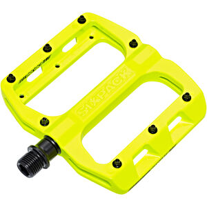 Sixpack Menace Pedals neon-yellow neon-yellow