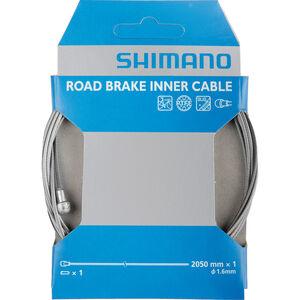 Shimano Road Bremszug PFTE beschichtet grau grau