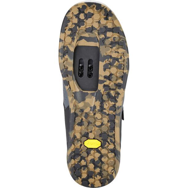 Giro Chamber II Shoes Herren black/dark shadow/gum