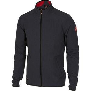 Castelli Race Day Track Jacket Herren anthracite anthracite