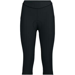 VAUDE Advanced III 3/4 Pants Damen black black