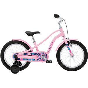 """Electra Sprocket 1 Girls 16"""" bubblegum pink bubblegum pink"""