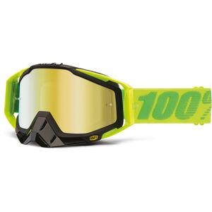 100% Racecraft Anti Fog Mirror Goggles Sour Patch bei fahrrad.de Online