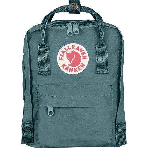 Fjällräven Kånken Mini Backpack Kinder frost green