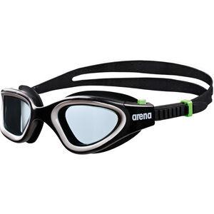 arena Envision Goggles black-smoke-green black-smoke-green
