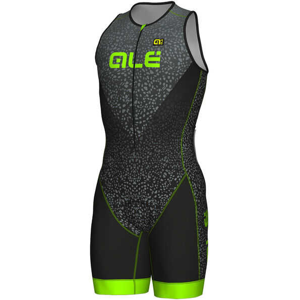 Alé Cycling Long Triathlon Kilawea Skinsuit Herren