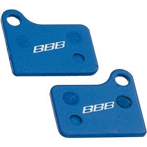 BBB BBS-51 Scheibenbremsbeläge Shimano blau blau
