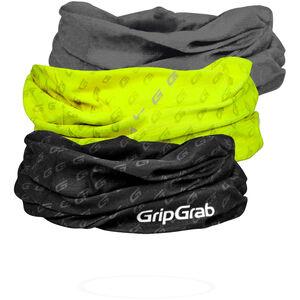 GripGrab Essentials Neck Warmer Multi Pack black black
