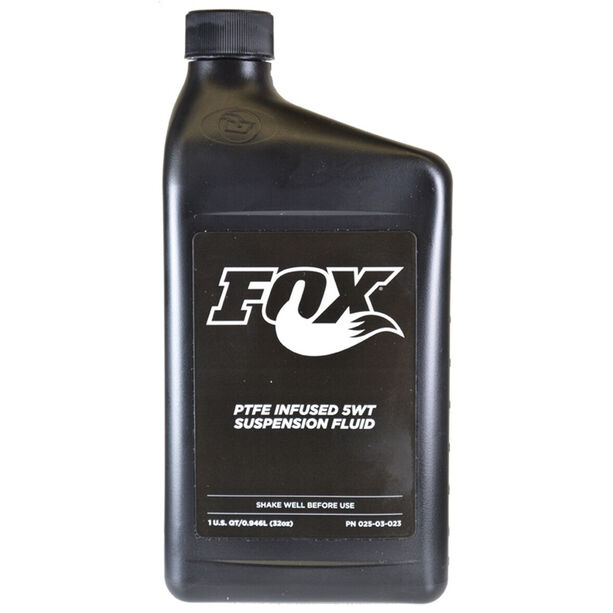 Fox Racing Shox 5 WT Suspensions Öl 946ml PTFE Infused