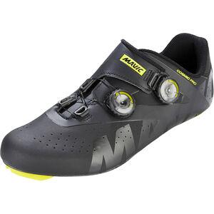 Mavic Cosmic Pro Shoes black/yellow mavic/black