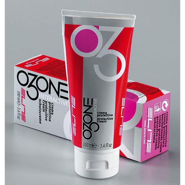 Elite Ozone Protective Cream 150 ml rot/weiß