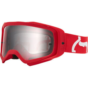 Fox Airspace II Prix Brille flame red/clear flame red/clear